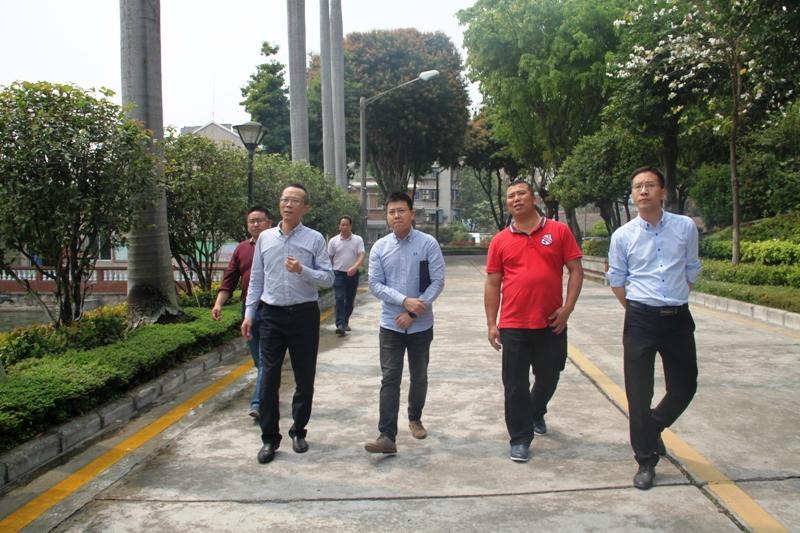 首页 新闻动态 公司动态  近年来,鹤山市古劳镇党委和政府把发展古劳